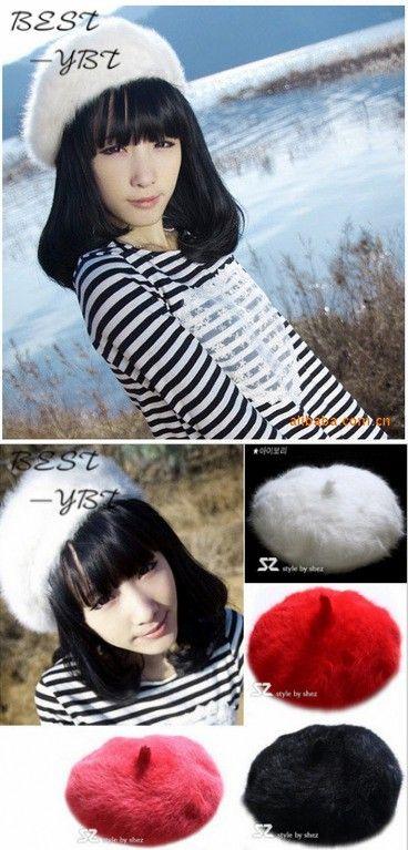 New Autumn And Winter Hat For Man And Woman Benn Beret fashionable Casual Fashion Cap Beret FEAL M6 $9.01