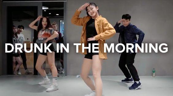 Drunk In The Morning - Lukas Graham / Yoojung Lee Choreography