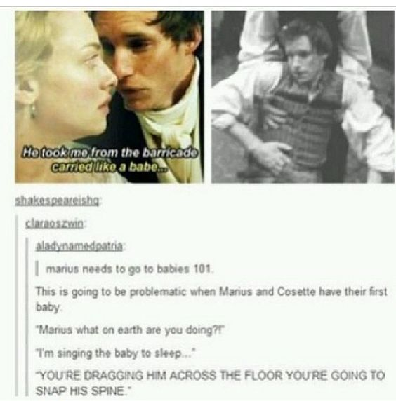 Les  miserables too funny not to share