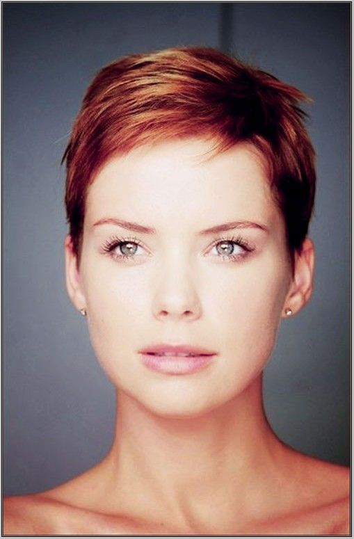 Short Hairstyles After Chemo  Women39;s Hair : Hairstyles Image Gallery L