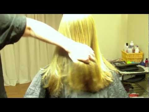 "Long Layered Haircut (Extra long Layers) ""Hair Tutorial"" - YouTube"