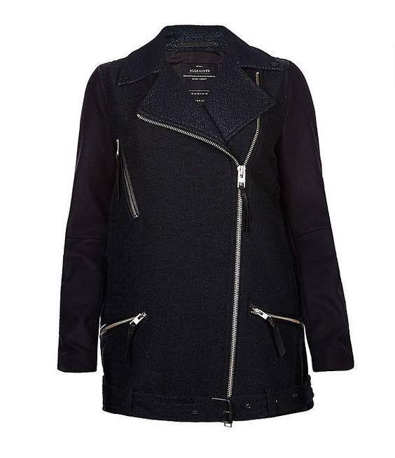 AllSaints Meru Biker | Womens Biker Jackets