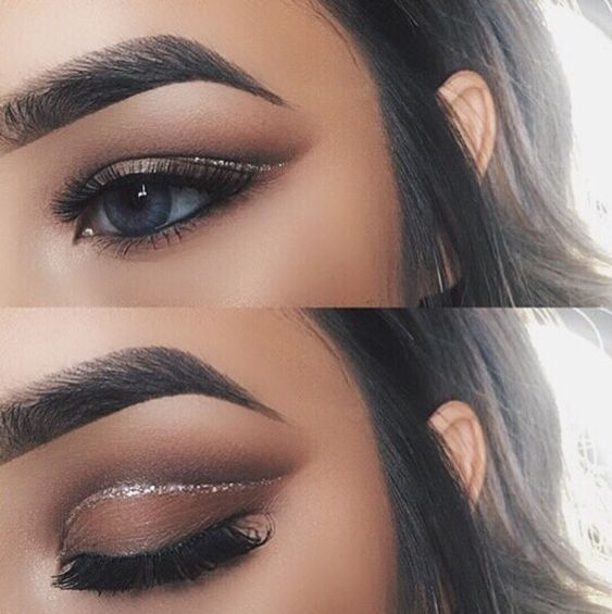 Follow me, Instagram and Eyebrows on Pinterest