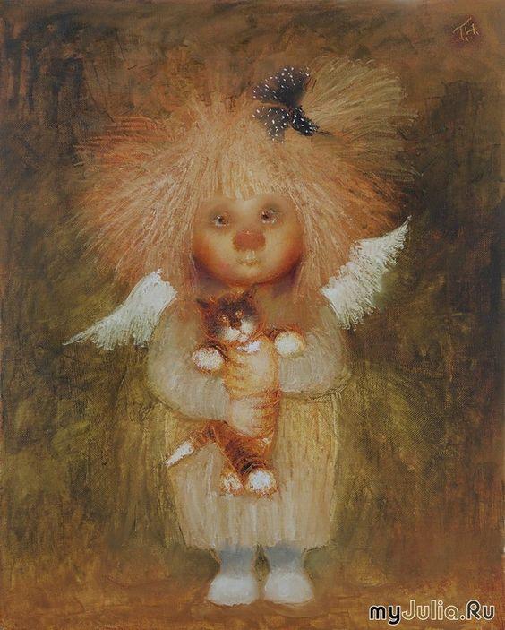 Фото: Альбом «Солнечные ангелы Галины Чувиляевой»: Альбомы - женская социальная сеть myJulia.ru: