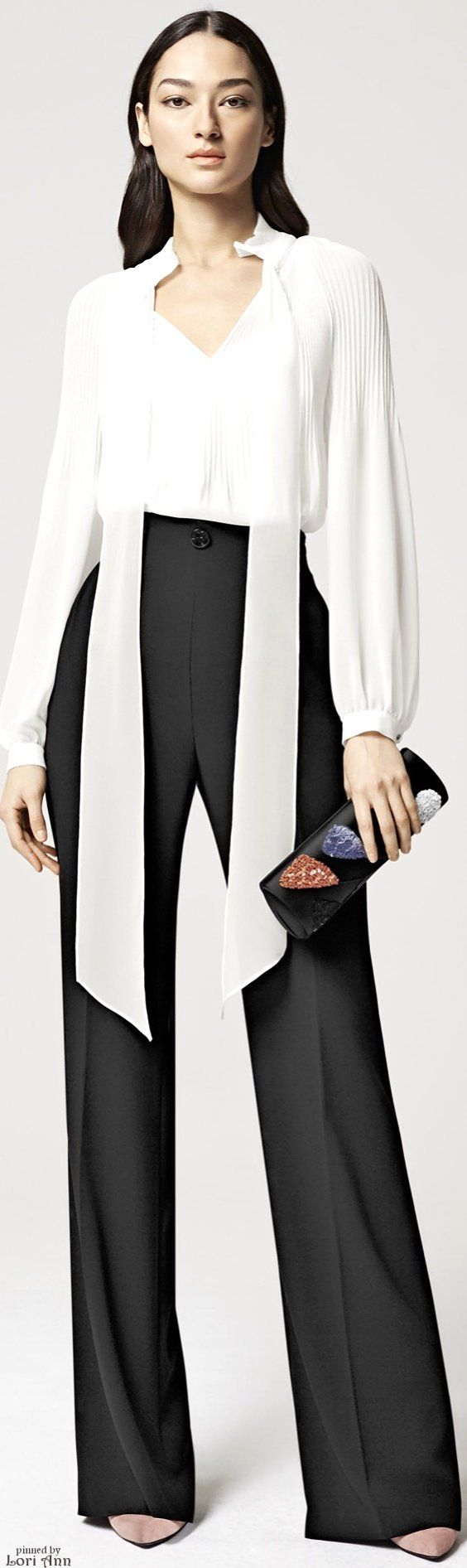Escada Resort 2016 women fashion outfit clothing style apparel @RORESS closet ideas