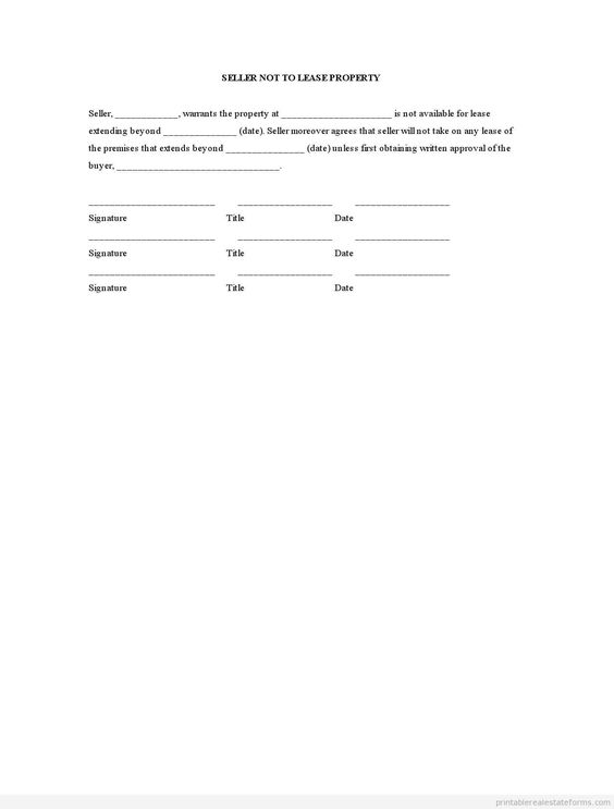 Printable Sample New Property Or New Tenant Info Form  Printable
