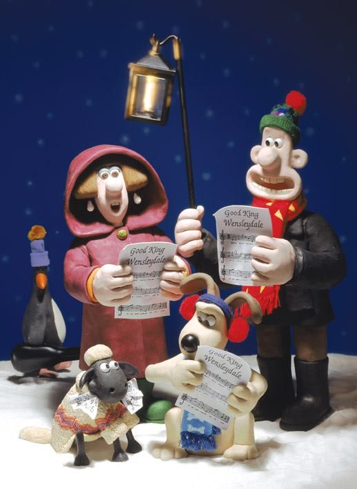 Christmas Jumper Day! | Wallace and Gromit! | Pinterest ...