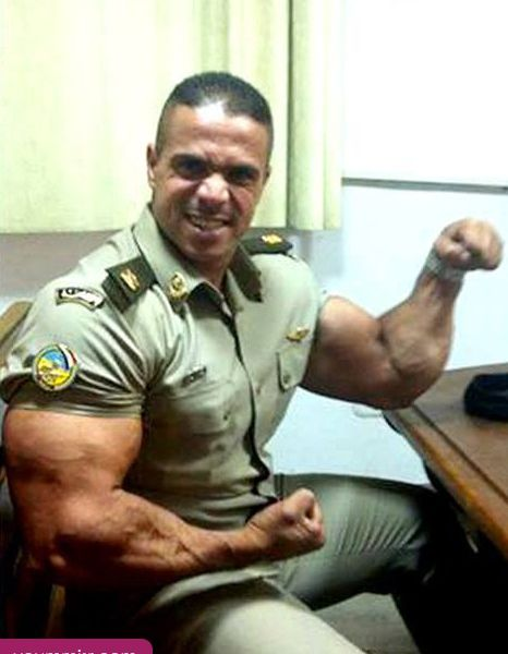 Ahmed Samir 2016 Egyptian Bodybuilder Bodybuilding 2015
