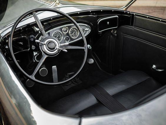 1932 Lincoln Model KB Boattail Speedster