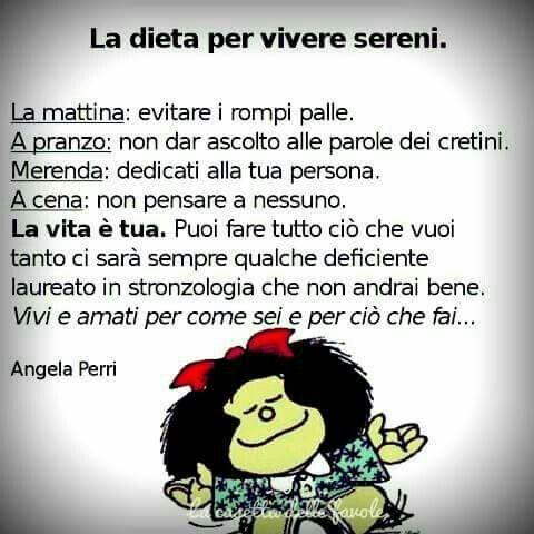 Frasi Dediche Mafalda Dieta Felicita Citazioni