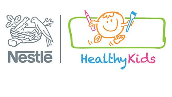 Nestle Healthy Kids Initiavive