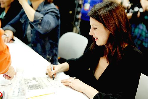 """Caitriona Balfe at SDCC 2015 (x) """