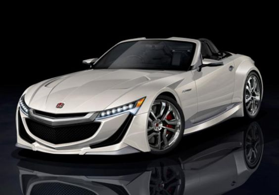 and rumors suggest that the Honda will commemorate the date by introducing a new edition of the 2018 Honda S2000 roadster...will have 2.0 liters engine... #2018HondaS2000 #HondaS2000