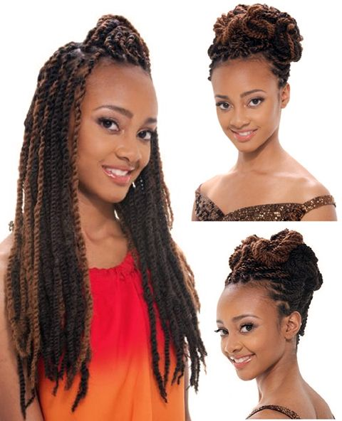 Crochet Hair Nairobi : ... medium length hairs hairstyles for black women urbanhair nairobi women