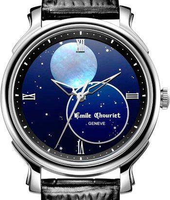 Emile Chouriet - Moonphase Timepiece