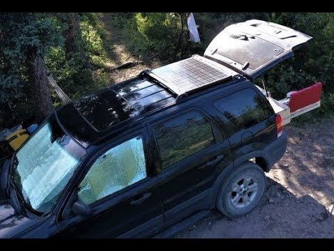 How To Install A Solar Panel To Your Car Step By Step Solar Panel Installation Solar Panels Solar Energy Solutions