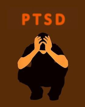 """PTSD was misunderstood for years, or defined as a """"soldier's issue."""" It was not commonly studied in mainstream mental health until recently."""