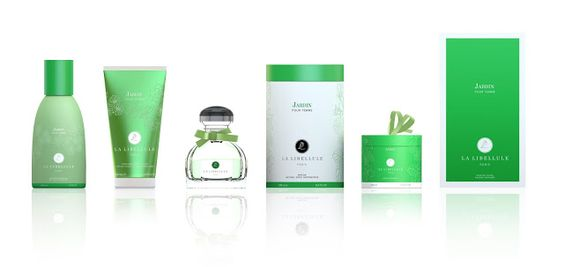 La Libellule Perfumery (Student Project) on Packaging of the World - Creative Package Design Gallery