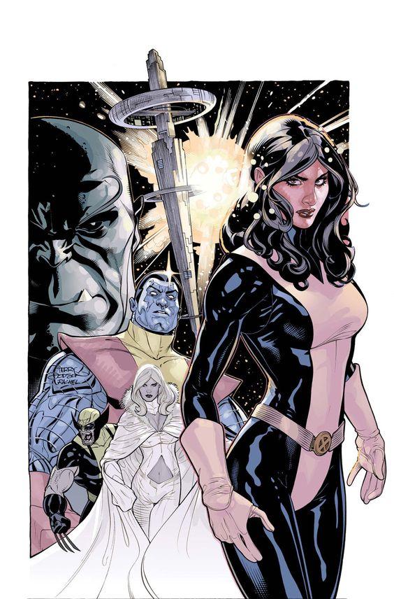 Uncanny X-Men Vol 1 535 - Marvel Comics Database terry dodson