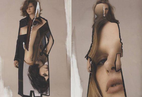 Destroyed Photo-Collages by Eugenia Alejos – Fubiz Media