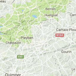 Voie verte de Roscoff à Concarneau — Bretagne à vélo