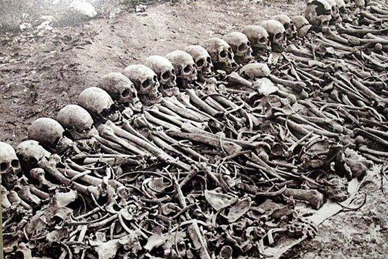 Genocídio Arménio