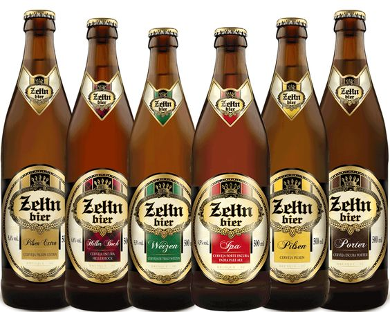 Kit Cerveja Artesanal Zehn Bier
