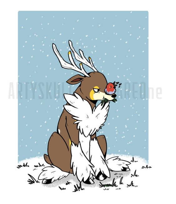 Winter With Ikkie by ArtySkull