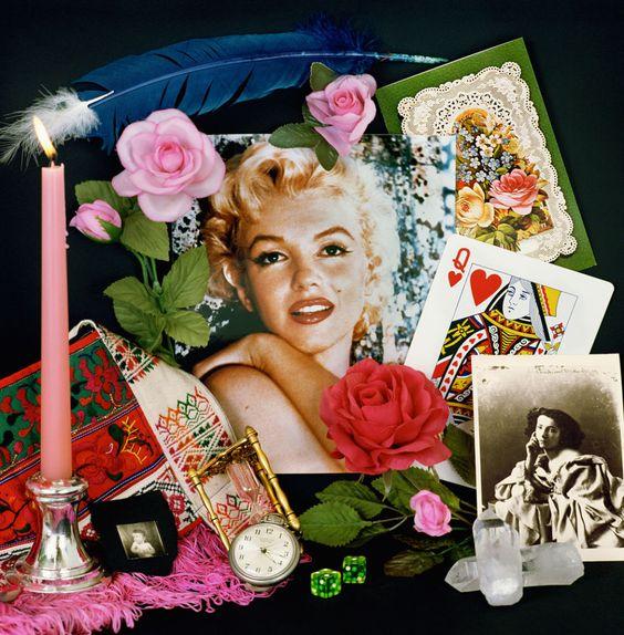 1stdibs | Audrey Flack - Marilyn: Elegy
