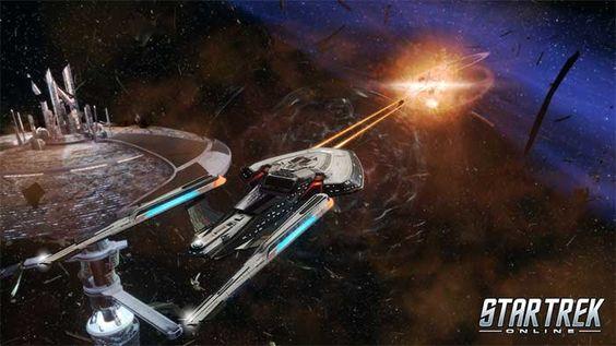 Star Trek Online est disponible sur Xbox 1 et PS 4 - Perfect World Europe…