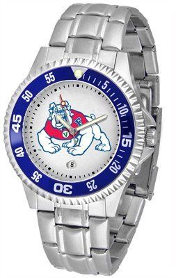 Fresno State Bulldogs Competitor - Steel Band - Men's - Men's College Watches by Sports Memorabilia. $78.73. Makes a Great Gift!. Fresno State Bulldogs Competitor - Steel Band - Men's
