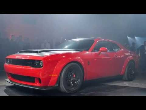 Watch Now Dodge Challenger 2018 Crash Test And Safety Score Https