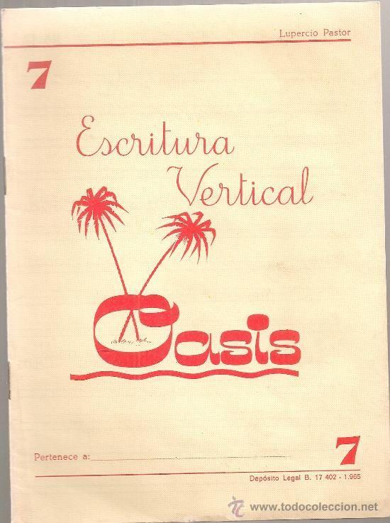 Cuadernos Oasis: