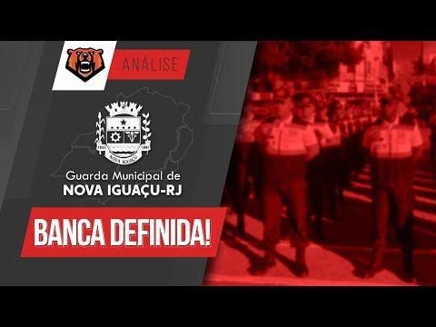 Concurso Guarda Municipal De Nova Iguacu Rj Banca Definida Concursospublicos In 2020 Playbill Broadway