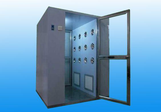 Bạn Biết Gì Về Buồng Thổi Khí Air Shower 6 Vòi x 2?