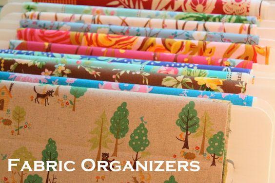 Fabric organizer@diana montes