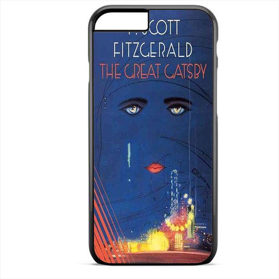 The Great Gatsby Book Art TATUM-10749 Apple Phonecase Cover For Iphone SE Case