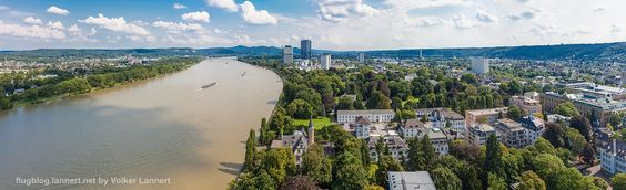 Bonn, der Rhein und der ganze Rest