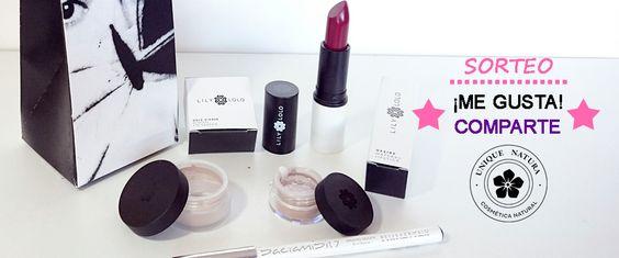 SORTEO lote maquillaje mineral Lily Lolo de @uniquenatura💛 ¡PARTICIPA en nuestro FACEBOOK hasta 04/07!👉 https://www.facebook.com/BBeau.Spain/