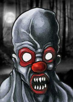 October 24: The Monster Clown by scottkaiser on DeviantArt