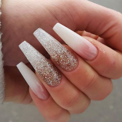 Coffin Nail Designs Update Your Trendy Compilation Glaminati Com Coffin Nails Designs Coffin Nails Long Diy Nail Designs