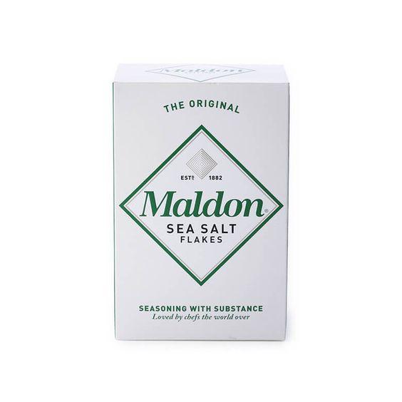 塩にこだわる!DEAN&DELUCAの「マルドン クリスタルシーソルト」