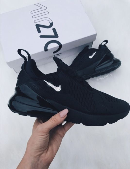 Black Nikes   Black nike shoes