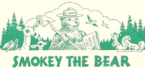 Smokey the Bear - Lesson Plans, Activities, Scripts, More ...