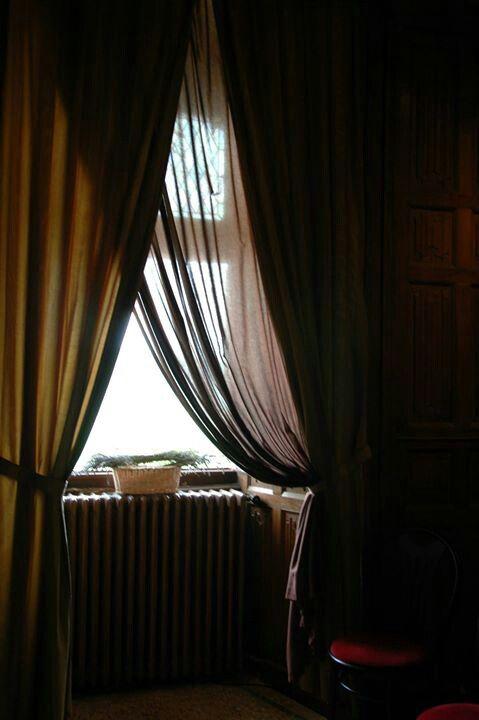 Slaapkamer Josephine Baker. foto E. Klever