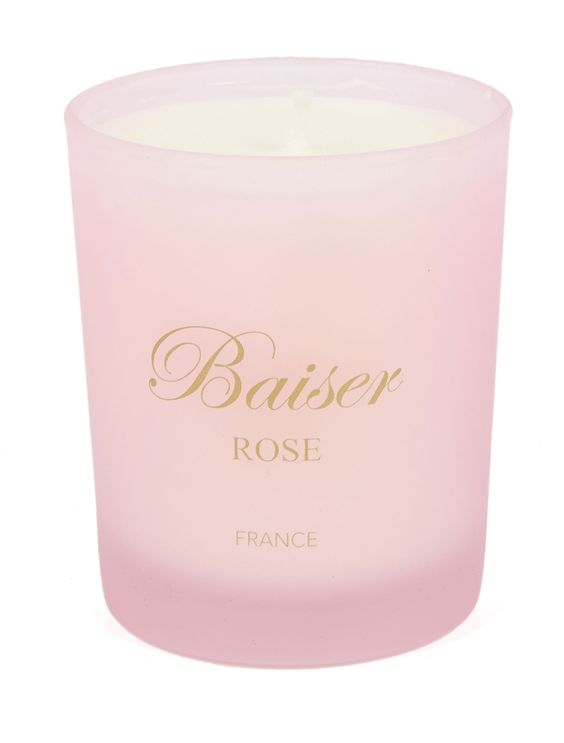 Baiser Rose Candle :: Women | Scoop NYC