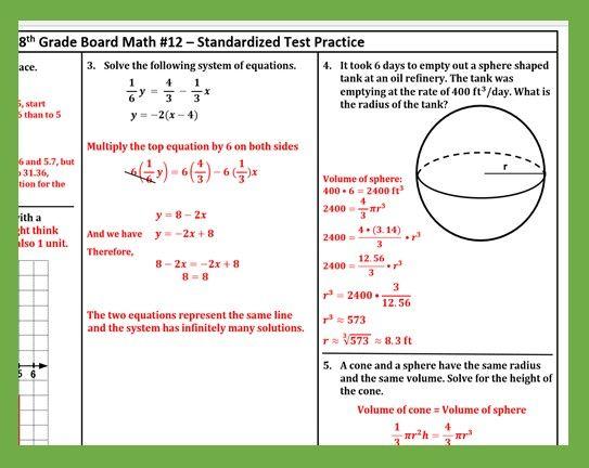 Pin On Standardized Test Practice