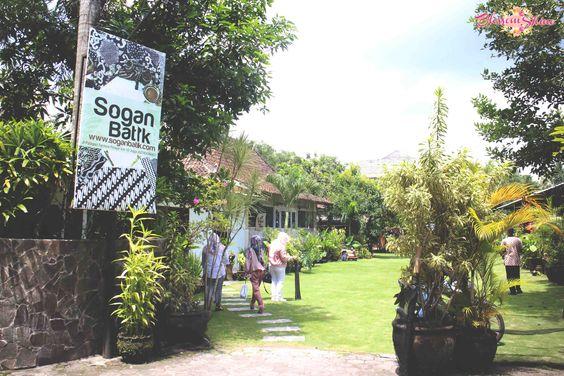 Batik Sogan Workshop, Jogjakarta