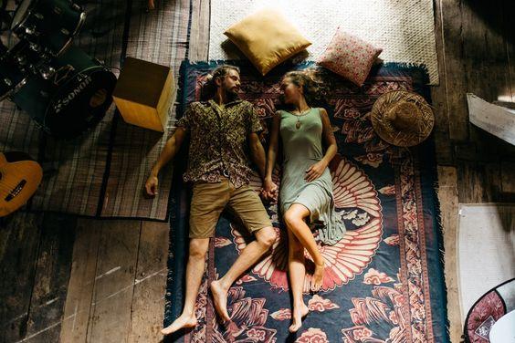 Alternative Couple Photography Bali - Destination Wedding Photographers UK & Europe - bohemian wedding photography