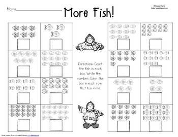 math worksheet : comparing sets worksheet  winter  pinterest  worksheets and student : Math Comparison Worksheets